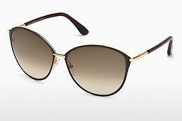 Aurinkolasit Tom Ford Penelope (FT0320 28F) - Kulta