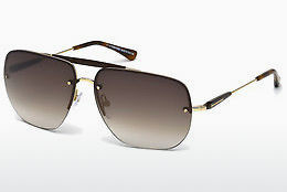 Aurinkolasit Tom Ford Nils (FT0380 28F) - Kulta