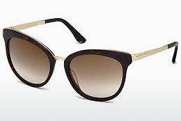 Aurinkolasit Tom Ford Emma (FT0461 52G) - Ruskea, Dark, Havana