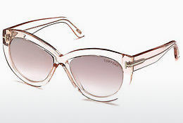 Aurinkolasit Tom Ford FT0577 72Z - Kulta, Rosa