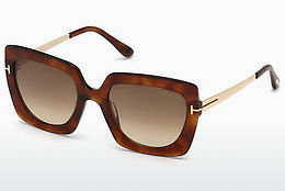Aurinkolasit Tom Ford FT0610 53F - Havanna, Yellow, Blond, Brown