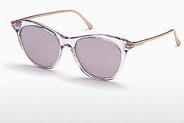 Aurinkolasit Tom Ford FT0662 72Z - Kulta, Rosa