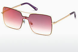 Aurinkolasit Web Eyewear WE0201 34Z - Pronssi, Bright, Shiny