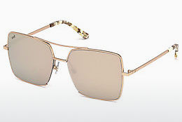 Aurinkolasit Web Eyewear WE0210 34G - Pronssi, Bright, Shiny