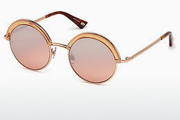 Aurinkolasit Web Eyewear WE0218 72Z - Kulta, Rosa