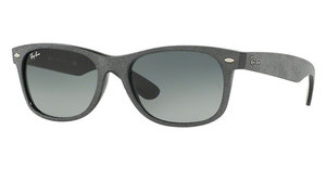Ray-Ban RB2132 624171 GREY GRADIENTBLACK/TOP GREY ALCANTARA