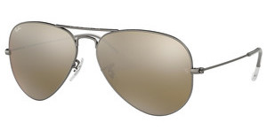 Ray-Ban RB3025 029/30 GREEN MIRROR SILVERMATTE GUNMETAL