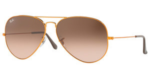 Ray-Ban RB3026 9001A5 PINK GRADIENT BROWNSHINY LIGHT BRONZE
