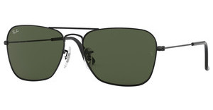 Ray-Ban RB3136 W3338 CRYSTAL GREENMATTE BLACK