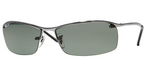 Ray-Ban RB3183 004/9A POLAR GREENGUNMETAL