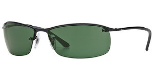 Ray-Ban RB3183 006/71 GREENMATTE BLACK