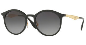 Ray-Ban RB4277 6306T3 LIGHT GREY GRAD DARK GREY POLBLACK