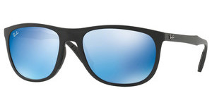 Ray-Ban RB4291 601S55 BLUE MIRROR BLUEMATTE BLACK