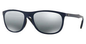 Ray-Ban RB4291 619788 GREY MIRROR SILVER GRADIENTBLUE