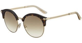 Jimmy Choo HALLY/S 086/HA BRWN SFDKHAVANA