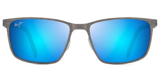 Maui Jim Cut Mountain B532-14 Blue HawaiiGrey