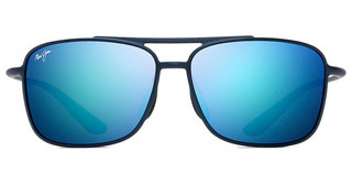 Maui Jim Kaupo Gap B437-03M Blue HawaiiMatte Blue