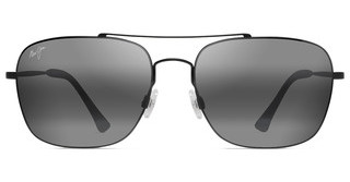 Maui Jim Lava Tube 786-2M Neutral GreyMatte Black