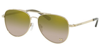 Michael Kors MK1045 101423 OLIVE KAHKI GRADIENT GOLDFLASHLIGHT GOLD