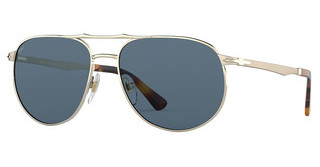 Persol PO2455S 107656 LIGHT BLUEGOLD