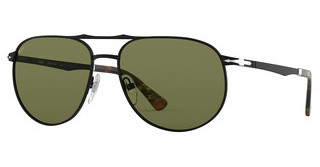 Persol PO2455S 10784E GREENDEMI GLOSS BLACK