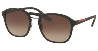 Prada Sport PS 02SS U616S1 BROWN GRADIENTHAVANA RUBBER