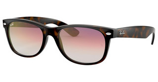 Ray-Ban RB2132 710/S5 CLEAR GRADIENT VIOLETHAVANA