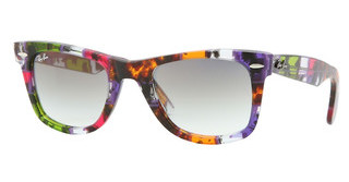 Ray-Ban RB2140 110932 CRYSTAL GREY GRADIENTHAVANA-GREEN-VIOLET-FUXIA-ORAN