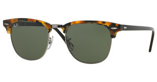 Ray-Ban RB3016 1157 GREENSPOTTED BLACK HAVANA