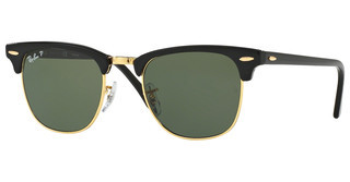 Ray-Ban RB3016 90158E POLAR GREENBLACK