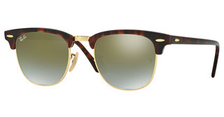 Ray-Ban RB3016 9909JE GREY GRADIENT BROWN MIRROR GRESHINY RED/HAVANA