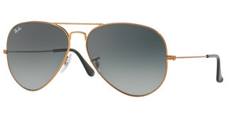 Ray-Ban RB3026 197/71 LIGHT GREY GRADIENT DARK GREYSHINY BRONZE