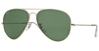 Ray-Ban RB3026 L2846 CRYSTAL GREENARISTA