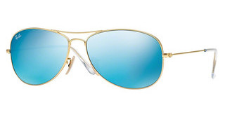 Ray-Ban RB3362 112/17 GREY MIRROR BLUEMATTE GOLD