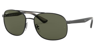 Ray-Ban RB3593 002/9A POLAR GREENBLACK