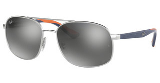 Ray-Ban RB3593 910188 GREY MIRROR SILVER GRADIENTSILVER