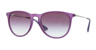 Ray-Ban RB4171 60258H RUBBER TRASP.LIGHT VIOLE VIOLET GRADIENT