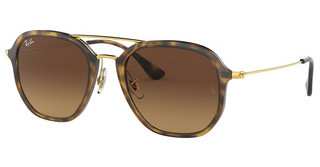 Ray-Ban RB4273 710/85 GRADIENT BROWNHAVANA