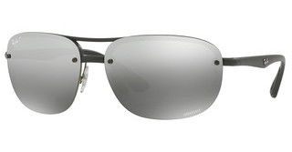 Ray-Ban RB4275CH 601S5J GREY MIR GREY GRADIENT POLAR AMATTE BLACK
