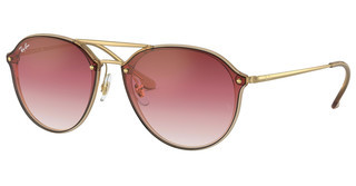 Ray-Ban RB4292N 63880T BORDEAUX GRADIENT BROWNLIGHT BROWN