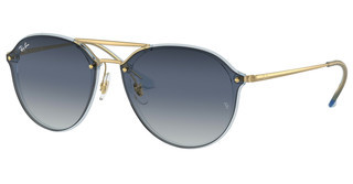 Ray-Ban RB4292N 63890S BLUE GRADIENT GREYGOLD