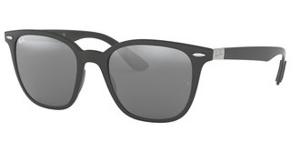 Ray-Ban RB4297 633288 GREY MIRROR SILVER GRADIENTMATTE DARK GREY