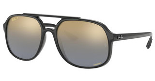 Ray-Ban RB4312CH 601/J0 BLUE MIR GOLD GRADIENT POLARBLACK