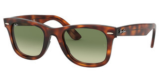 Ray-Ban RB4340 63974M GREEN GRADIENT GREENRED HAVANA