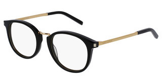 Saint Laurent SL 130 COMBI 004 TRANSPARENTBLACK