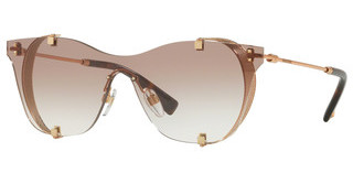Valentino VA2016 300413 LIGHT BROWN GRADIENTROSE GOLD