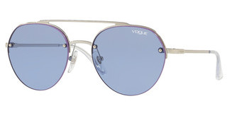 Vogue VO4113S 323/76 DARK VIOLETSILVER