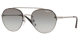 Vogue VO4113S 548/11 GRAY GRADIENTGUNMETAL