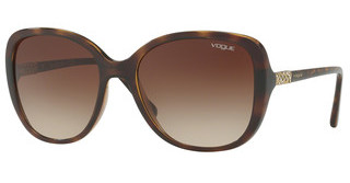 Vogue VO5154SB W65613 BROWN GRADIENTDARK HAVANA