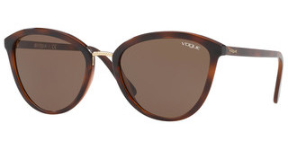 Vogue VO5270S 238673 BROWNTOP HAVANA LIGHT BROWN TRANSP